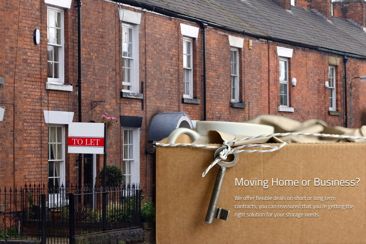 moving home or business? Harlow Storage